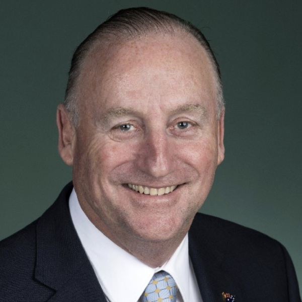 Hon Steve Irons MP<br/><span class='designation'>Assistant Minister for Vocational Education, Training and Apprenticeships</span>